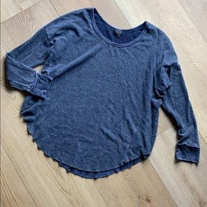 Urban Outfitters Sparkle and Fade vintage cozy top